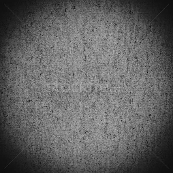 Szürke durva minta textúra fekete absztrakt Stock fotó © MiroNovak