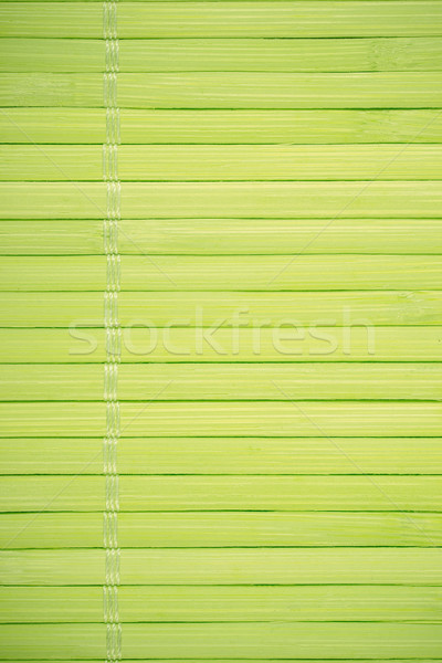green wooden sticks background Stock photo © MiroNovak