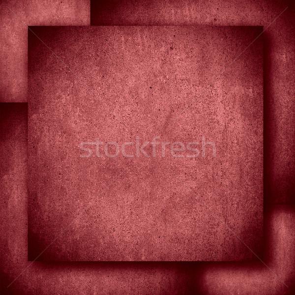 Grijs abstract zwarte cement graan patroon Stockfoto © MiroNovak