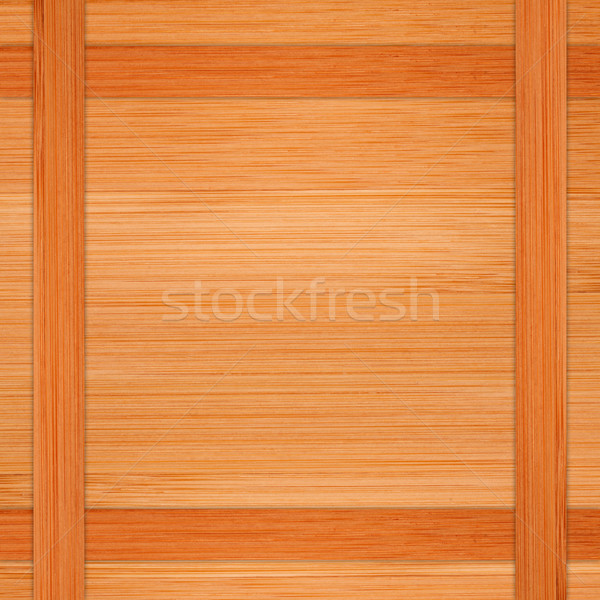 Grain de bois bois bambou texture quatre Photo stock © MiroNovak