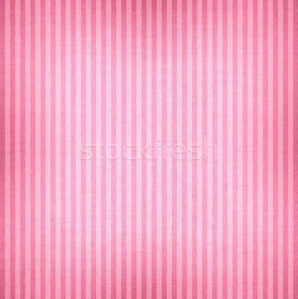 Kırmızı soyut tuval ızgara model Stok fotoğraf © MiroNovak