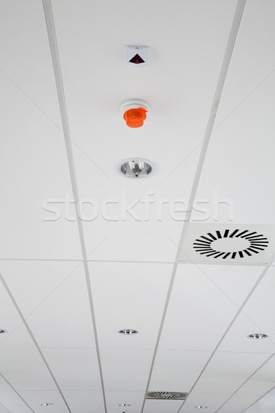 suspended ceiling system Stock photo © MiroNovak