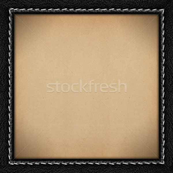 brown old paper background Stock photo © MiroNovak