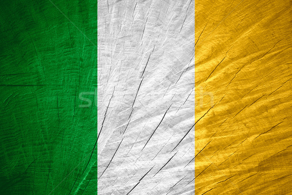 flag of Ireland Stock photo © MiroNovak