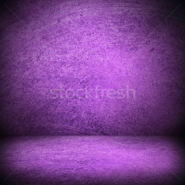 violet texture or blank stage space Stock photo © MiroNovak