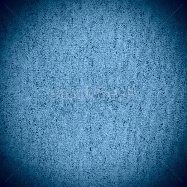 Azul áspero padrão textura abstrato fundo Foto stock © MiroNovak