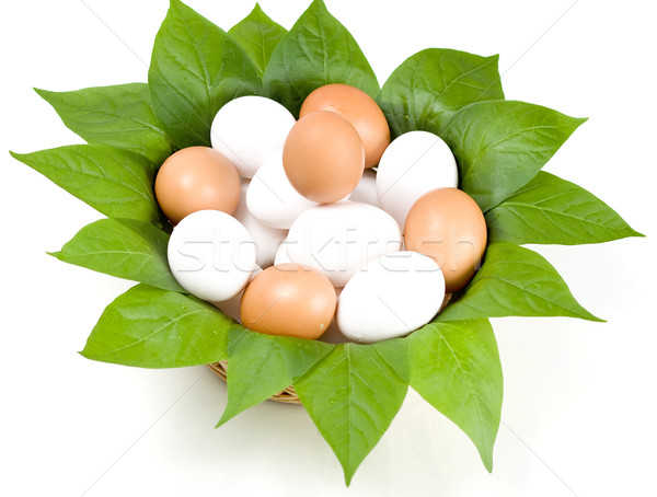 eggs Stock photo © mirusiek