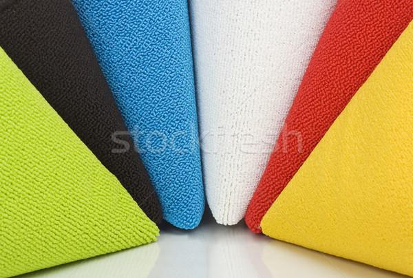 Carpet rainbow Stock photo © mirusiek