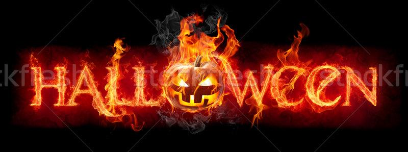 Halloween Stock photo © Misha