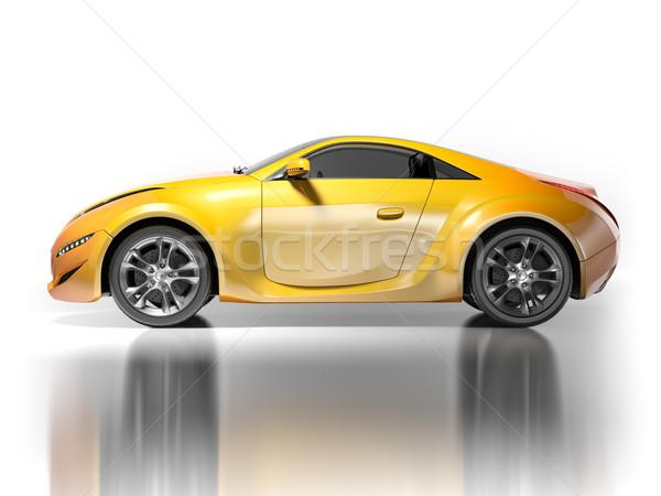 Sports car Stock photo © Misha