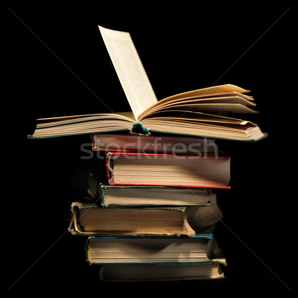 Books Stock photo © Misha