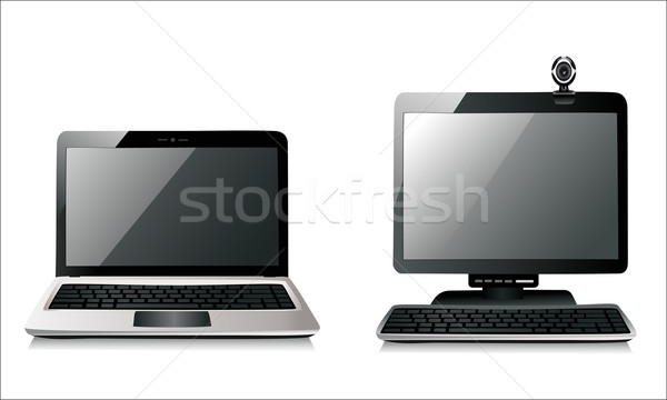Computer equipment Stock photo © mitay20
