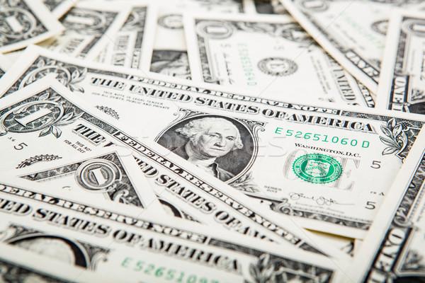 Dólares banco mercado sucesso Foto stock © mizar_21984