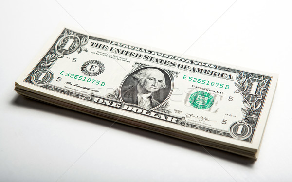 pack of dollars Stock photo © mizar_21984