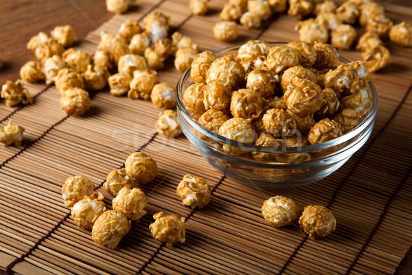 кукурузы десерта Кука Сток-фото © mizar_21984