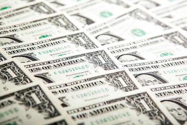 background heap of dollars Stock photo © mizar_21984