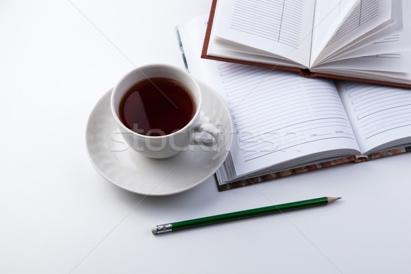 cup of tea Stock photo © mizar_21984