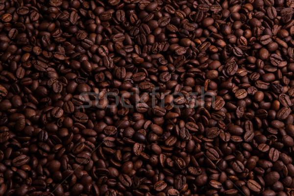 roasted coffee beans Stock photo © mizar_21984
