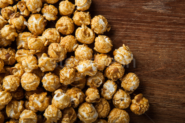 кукурузы Кука попкорн Сток-фото © mizar_21984