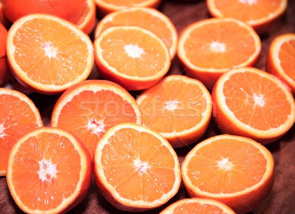 свежие апельсинов лет красный плодов Сток-фото © mobi68