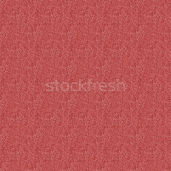 Red sponge - seamless tileable texture Stock photo © mobi68