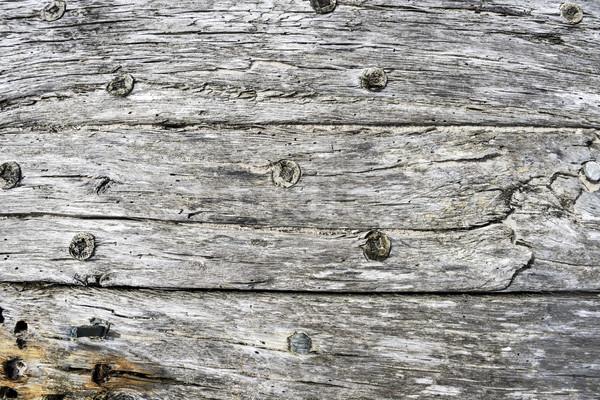 古い テクスチャ 壁 自然 ボード ストックフォト © mobi68