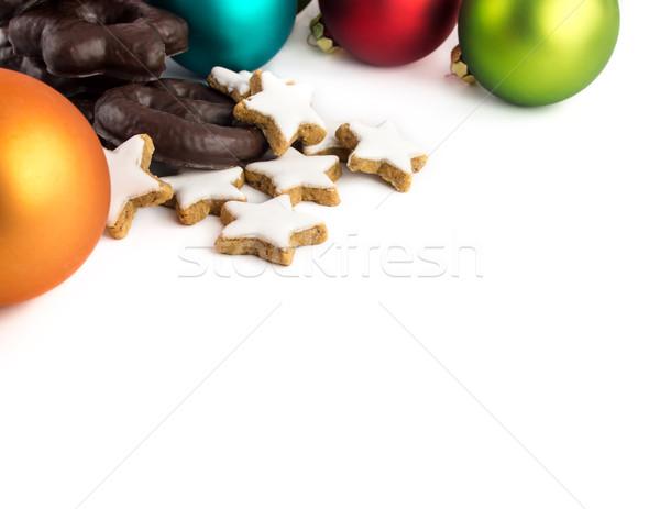 Christmas cookies Stock photo © mobi68