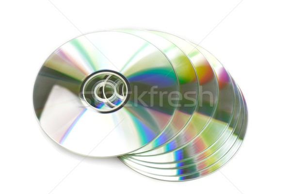 DVDs / CDs Stock photo © mobi68