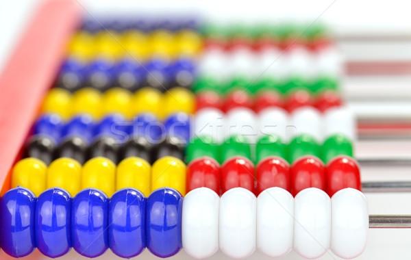 abacus Stock photo © mobi68