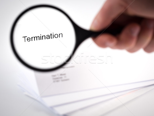 termination Stock photo © mobi68