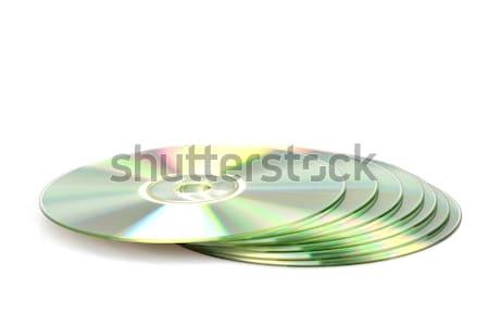 DVDs Stock photo © mobi68