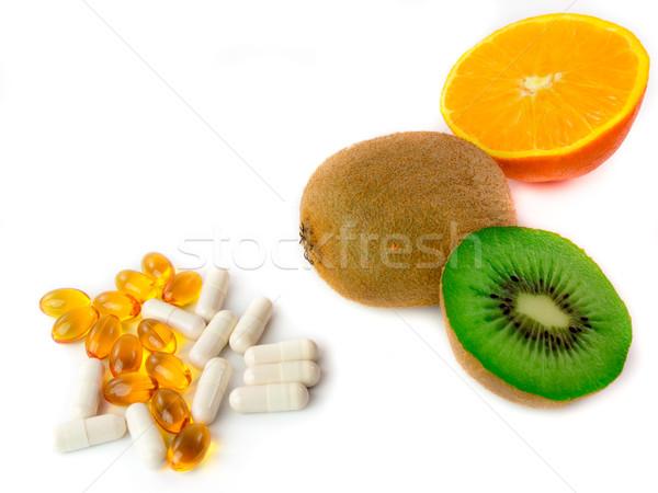 Vitamins Stock photo © mobi68