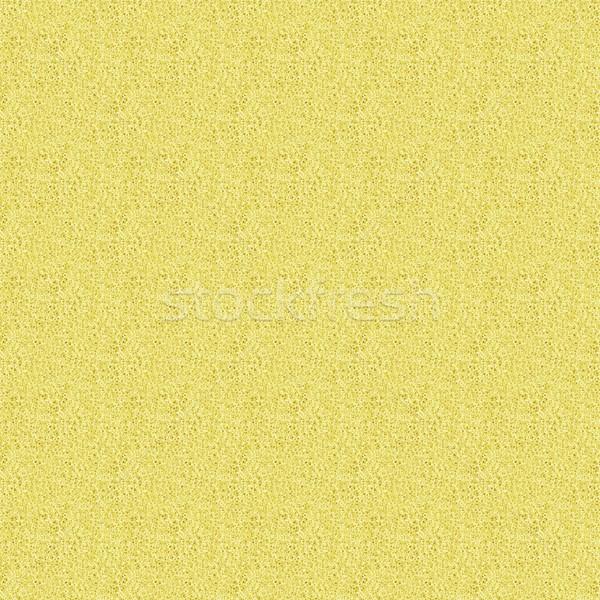 Yellow sponge - seamless tileable texture Stock photo © mobi68