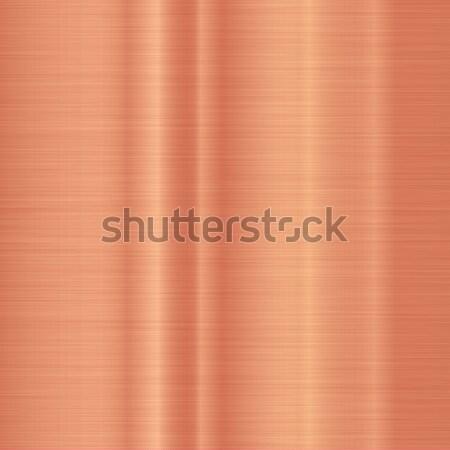 Bronze Metal Technology Background Stock photo © molaruso