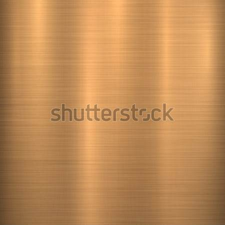 Bronze Metal Technology Background Stock photo © molaruso