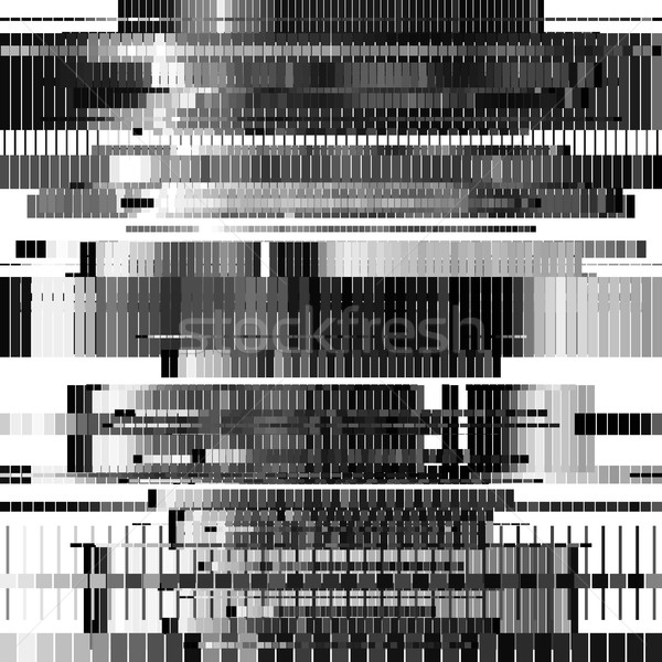 Glitch Abstract Background Stock photo © molaruso