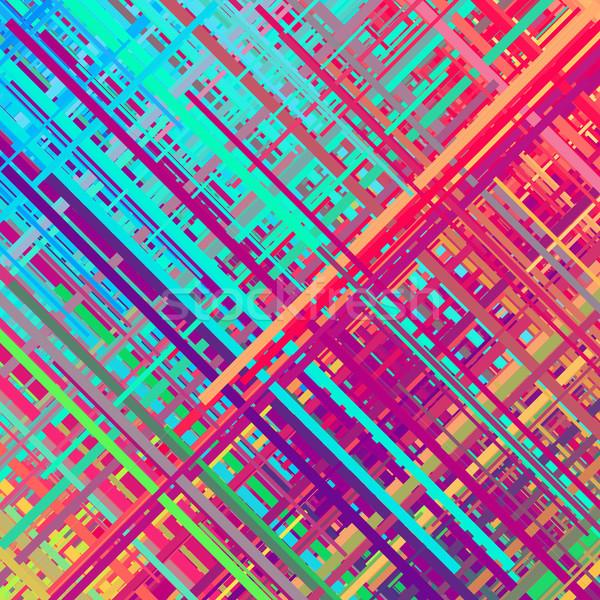 цвета эффект аннотация текстуры случайный диагональ Сток-фото © molaruso