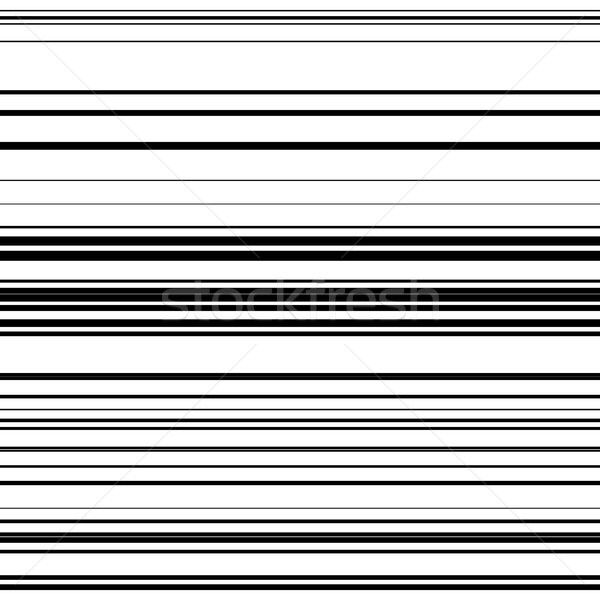 Seamless Barcode Background Stock photo © molaruso