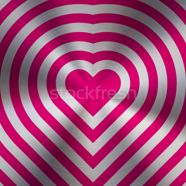 Magenta metal Technology Background Stock photo © molaruso
