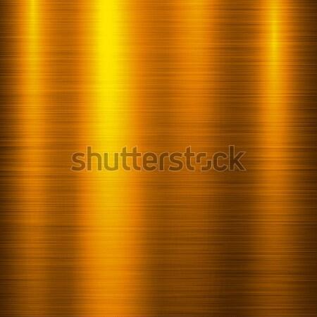 золото металл технологий полированный металлической текстуры хром Сток-фото © molaruso
