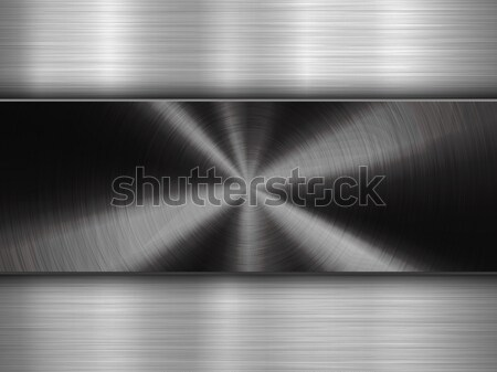 Metal Textured Technology Background Stock photo © molaruso