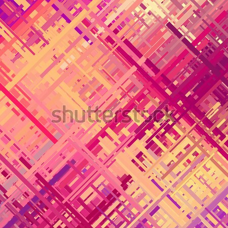 Foto stock: Rosa · pastel · efeito · abstrato · textura · acaso