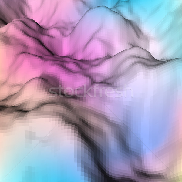Abstract Polygonal Background Stock photo © molaruso
