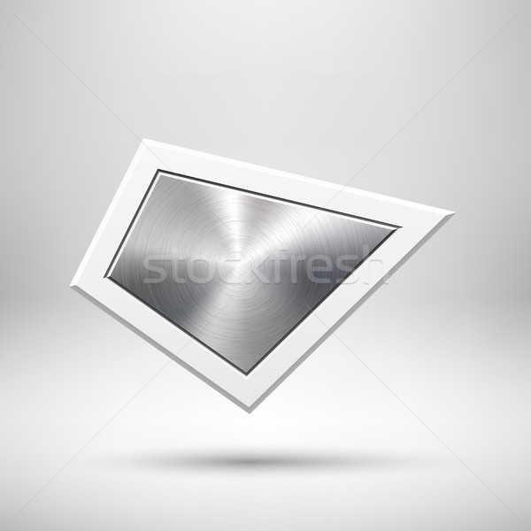 Abstract Geometric Badge Template Stock photo © molaruso