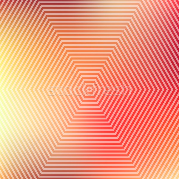 Abstract Orange Gradient Background Stock photo © molaruso