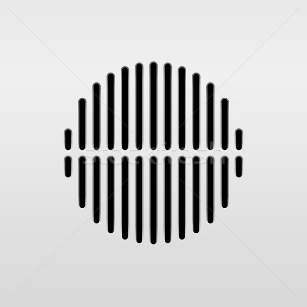 Abstract Audio Speaker Stock photo © molaruso
