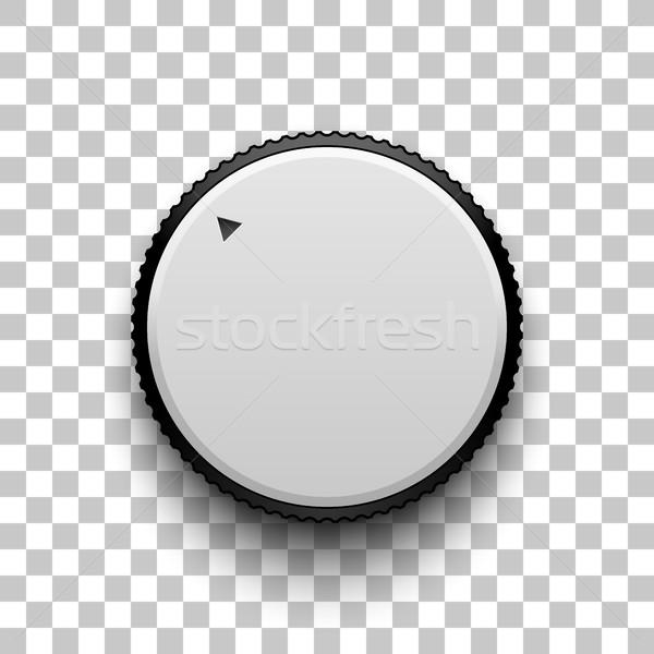 Foto stock: Branco · tecnologia · música · botão · volume