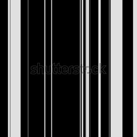 Barcode résumé aléatoire noir vertical Photo stock © molaruso
