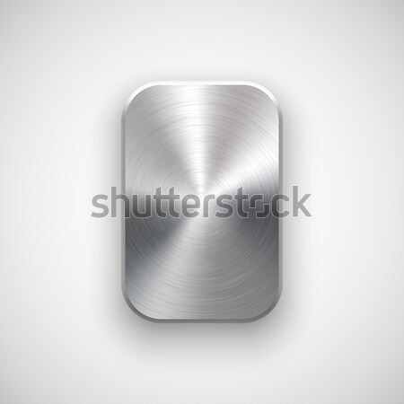 Abstract Rectangle Button Template Stock photo © molaruso