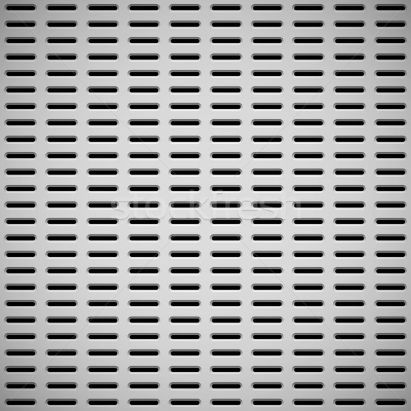 Bianco pattern abstract tecnologia senza soluzione di continuità speaker Foto d'archivio © molaruso